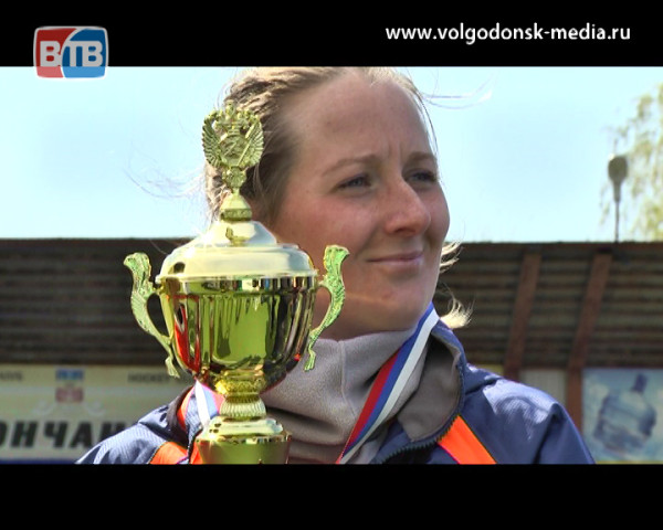 Завершился Кубок России по хоккею на траве среди женских команд