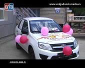 Ювелирная сеть «Алмаз» провела розыгрыш автомобиля для своих клиентов