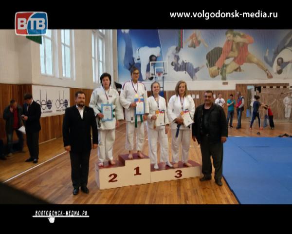 Елена Кандаурова стала третьей на Всероссийских соревнованиях по дзюдо