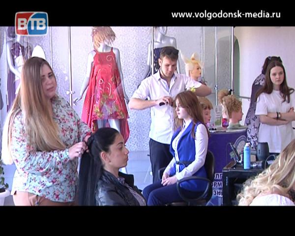 В волгодонском техникуме информационных технологий, бизнеса и дизайна прошел день открытых дверей