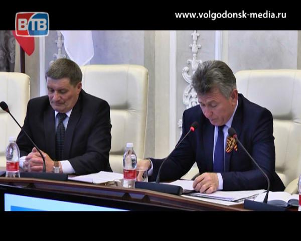 Майское аппаратное совещание в Администрации посвятили вопросам здравоохранения