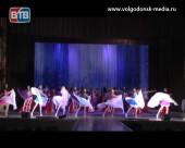 Студия танца «Аиша» презентовала горожанам «Неожиданного жениха»