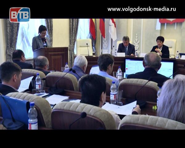 Депутаты «сдали» бюджет в архив