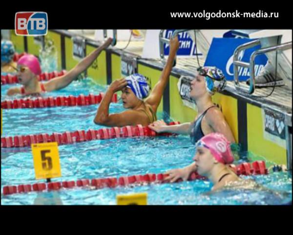 Волгодонские пловцы привезли бронзу Первенства России