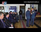 Глава Администрации поздравил пожарных с профессиональным праздником