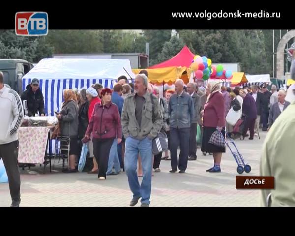 6 мая на площади Победы состоится ярмарка выходного дня