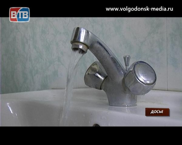 Без горячей воды вновь остались 90 домов Волгодонска