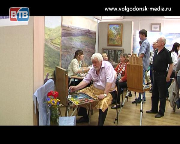 В Волгодонске прошел второй Фестиваль музеев Дона
