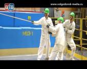 Новости Росатома. На Кольской АЭС начались работы по восстановительному отжигу реактора