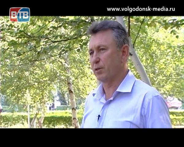 Свой 60-летний юбилей отмечает глава Администрации Волгодонска Виктор Мельников