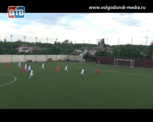 ФК «Волгодонск» выиграл у молодежи «Академии имени Понедельника»
