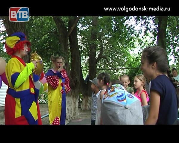 Бесплатный детский праздник под названием «Шарик-шоу» каждое воскресенье для всех желающих