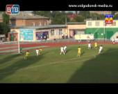 ФК «Волгодонск» одержал крупную победу и закрепился вверху турнирной таблицы