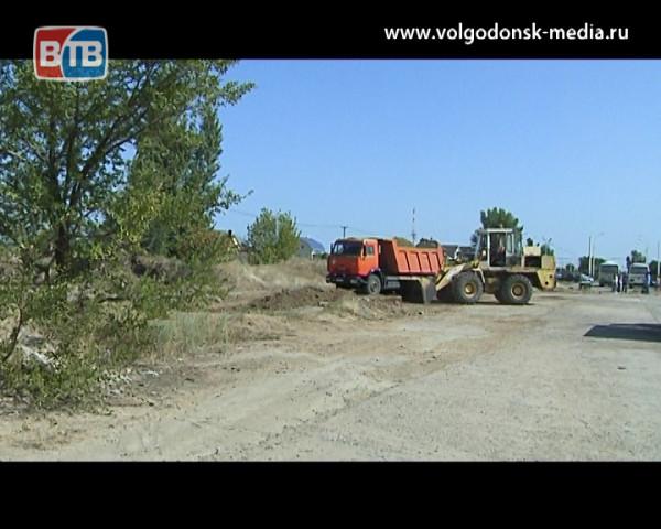 В Волгодонске стало на одну свалку меньше