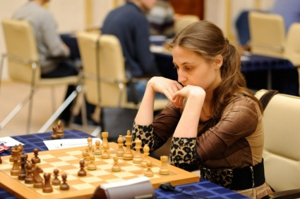 Волгодонская спортсменка Евгения Сухарева заняла первое место во Всероссийских соревнованиях по шахматам