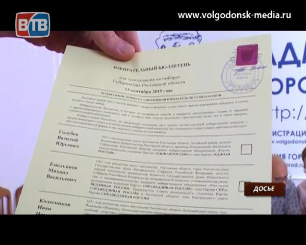 Довыборы в городскую Думу. Досрочное голосование стартует 30 августа
