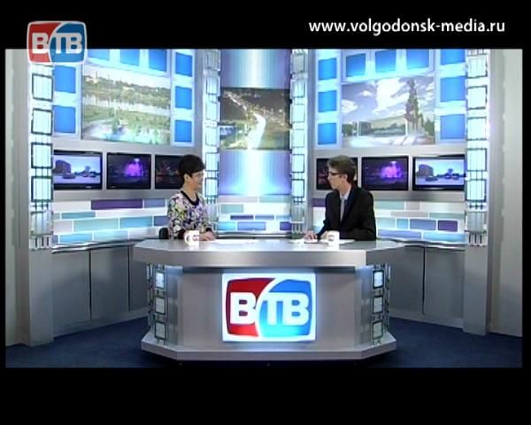 Новый учебный год. Гость студии начальник Управления образования Татьяна Самсонюк