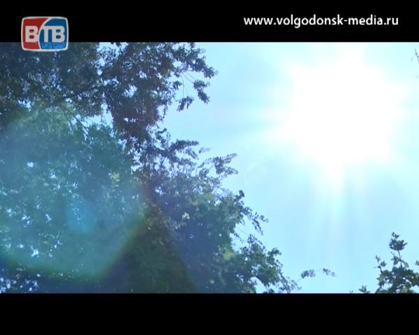 Волгодонск ждут запредельно жаркие выходные