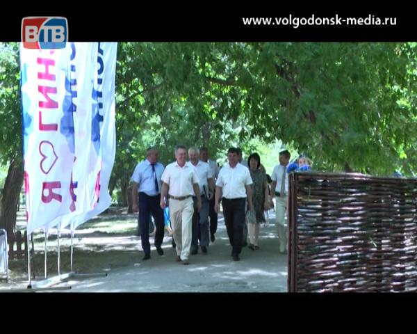 Перспективы развития есть. В Волгодонске состоялся гражданский форум посвященный туризму в восточных территориях области