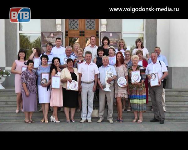 Подведены итоги 44-й городской выставки цветов и цветочных композиций «Волгодонск — город цветов»