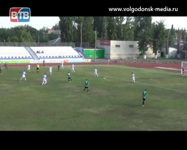 ФК «Волгодонск» укрепил свои позиции в борьбе за чемпионство