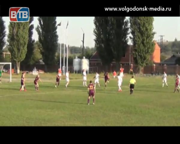ФК «Волгодонск» продолжает победную серию