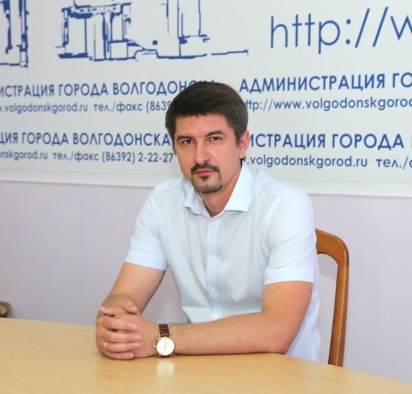 Юрий Медведев назначен новым главным архитектором