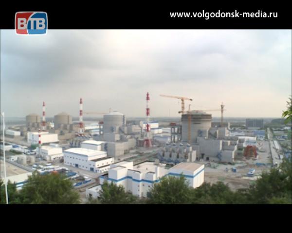 Новости Росатома. На третьем энергоблоке Тяньваньской АЭС приступили к загрузке ядерного топлива