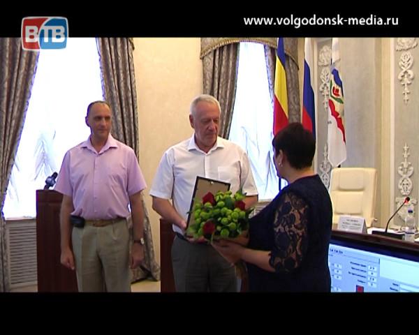 В Администрации провели первое осеннее заседание Волгодонской городской Думы