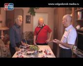 Свой 80-летний юбилей отметил майор в отставке, ветеран ФСБ Виталий Пронь