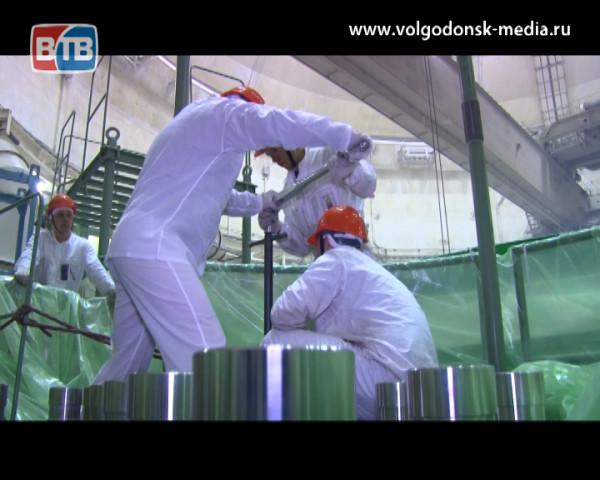На пусковом энергоблоке №4 Ростовской АЭС началась горячая обкатка реакторной установки