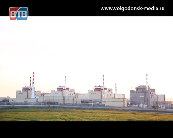 Энергоблок №4 Ростовской АЭС проинспектировали международные эксперты