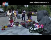 Волгодонск почтил жертв бесланской трагедии 2004 года