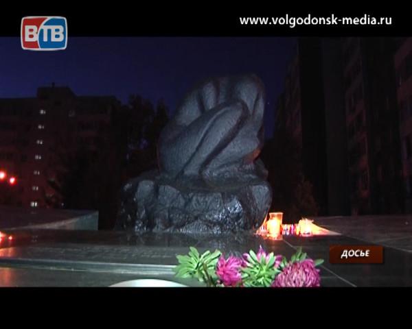 В эту субботу Волгодонск вспомнит жертв теракта произошедшего в 1999 году