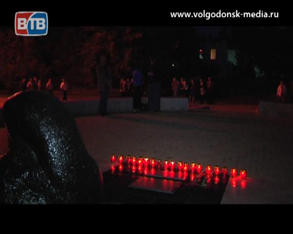 Волгодонск вспомнил трагическую дату из истории города