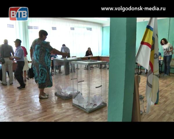 Состоялись выборы депутата Волгодонской городской Думы по избирательному округу №19