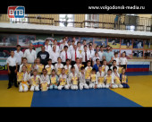 Очередные медали привезли волгодонские дзюдоисты из г.Анапы