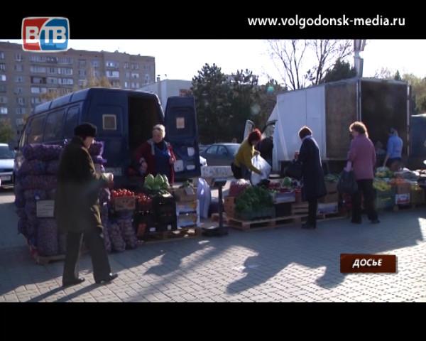 В субботу на площади Победы пройдет ярмарка выходного дня