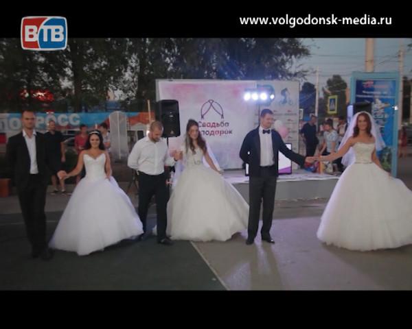 Свадьба от А до Я. Победители проекта «Свадьба в подарок» отметили важнейший день в жизни