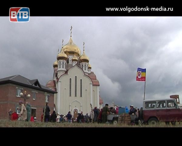 Православные Волгодонска отметили Покрова Пресвятой Богородицы