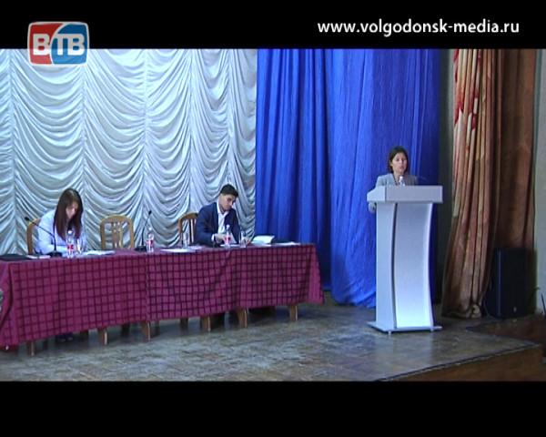 Жители Волгодонска могут преобразить дворовую территорию за счет Федеральной программы
