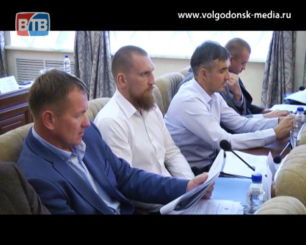Все в городскую казну. Волгодонская городская Дума приняла решение о повышении земельного налога и налога на недвижимость