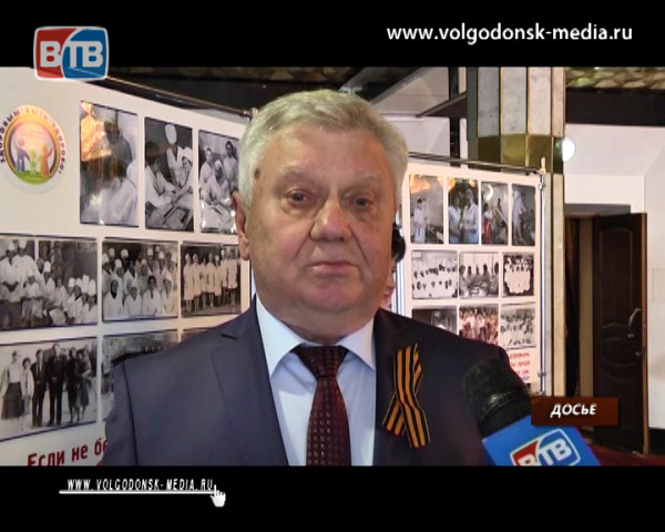 Первый в первой. Главный врач 1-ой городской больницы Виктор Жуков празднует свое 70-летие