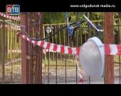В связи с аварийным обрушением коллектора, движение по Ростовскому шоссе будет перекрыто около двух недель