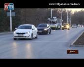 В субботу в Волгодонске ограничат движение