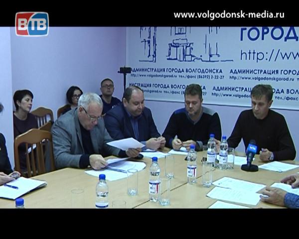 Город на зиму не сдан. Волгодонск пока не получил паспорт готовности к осенне-зимнему периоду