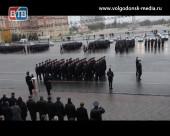 Сотрудники МУ МВД России «Волгодонское» приняли участие в параде в Ростове-на-Дону