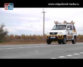 Дорожная лаборатория Росатома обследует дороги России