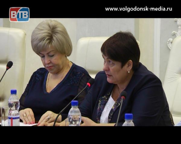 Комиссия по социальному развитию приняла к рассмотрению вопрос о создании денежного фонда на конкурсные поездки одаренным детям