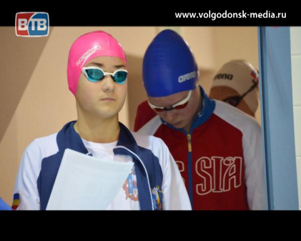 Волгодонские пловцы добились новых рекордов и привезли бронзовые медали с Всероссийских соревнований